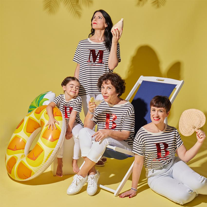 La imagen tiene un atributo ALT vacío; su nombre de archivo es camisetas-mujeres-verano-Tierrasanta.jpg