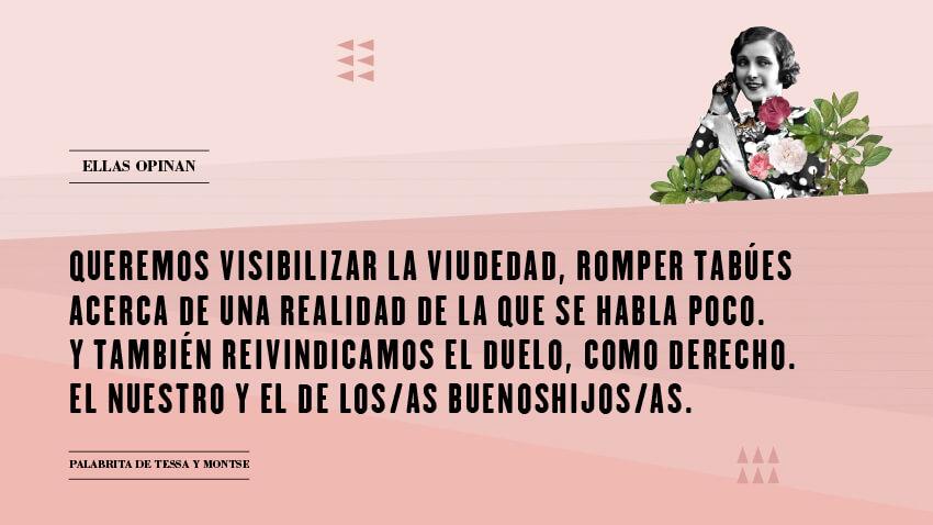 Queremos visibilizar El Club de las Vi(u)das