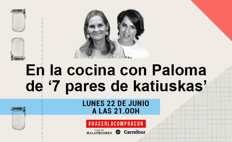 En la cocina con Paloma '7 pares de katiuskas'