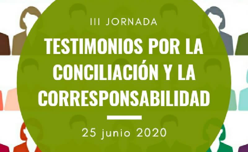 III Jornada de Testimonios por la Conciliación y la Corresponsabilidad