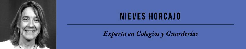 Ficha técnica: Nieves Horcajo