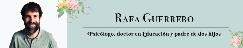 Ficha técnica: Rafa Guerrero
