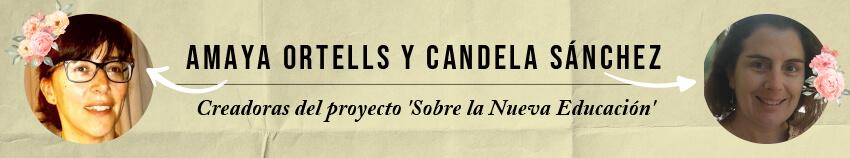 Ficha técnica de Amaya Ortells y Candela Sánchez