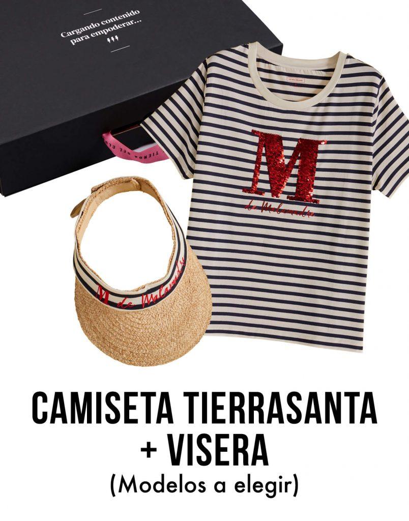 Kit camisera + visera Tierrasanta