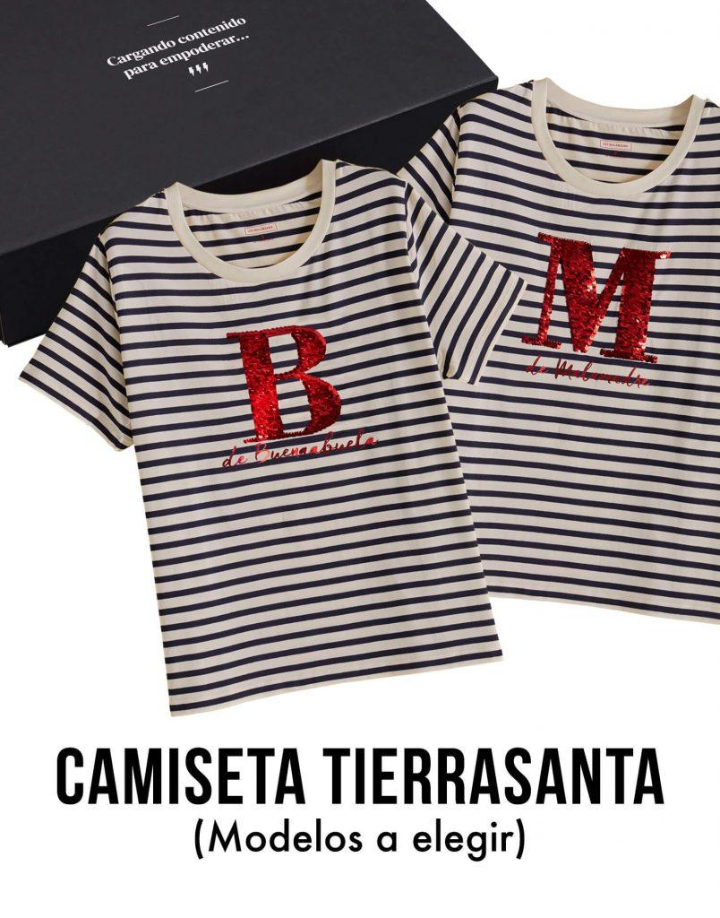 Kit camisetas Tierrasanta