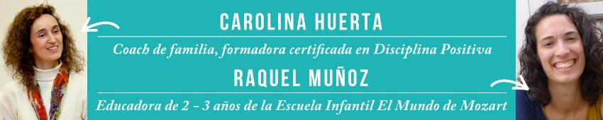 Ficha técnica: Carolina Huerta y Raquel Muñóz