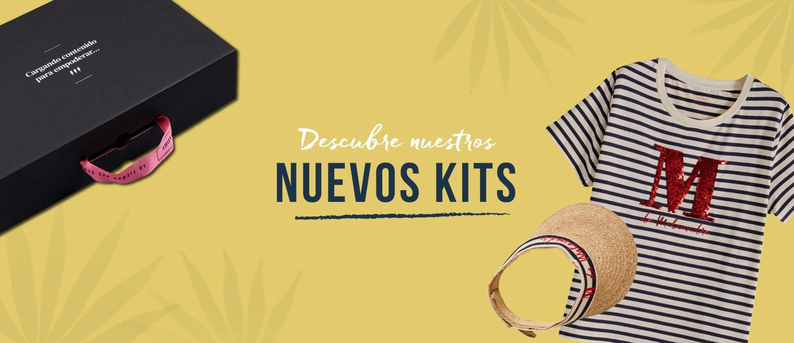 Nuevos kits