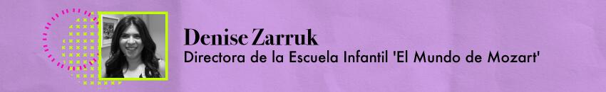 Ficha técnica: Denise Zarruk