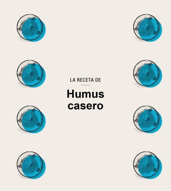 receta hummus casero