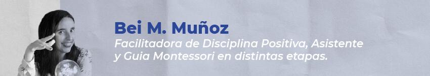 Ficha técnica: Bei M. Muñóz