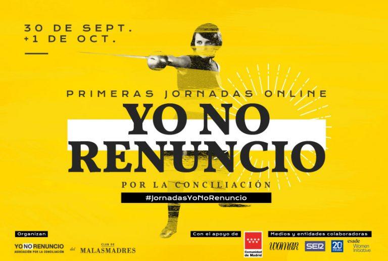 Primeras Jornadas 'Yo NO Renunio'