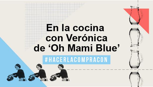 En la cocina con Verónica Sánchez