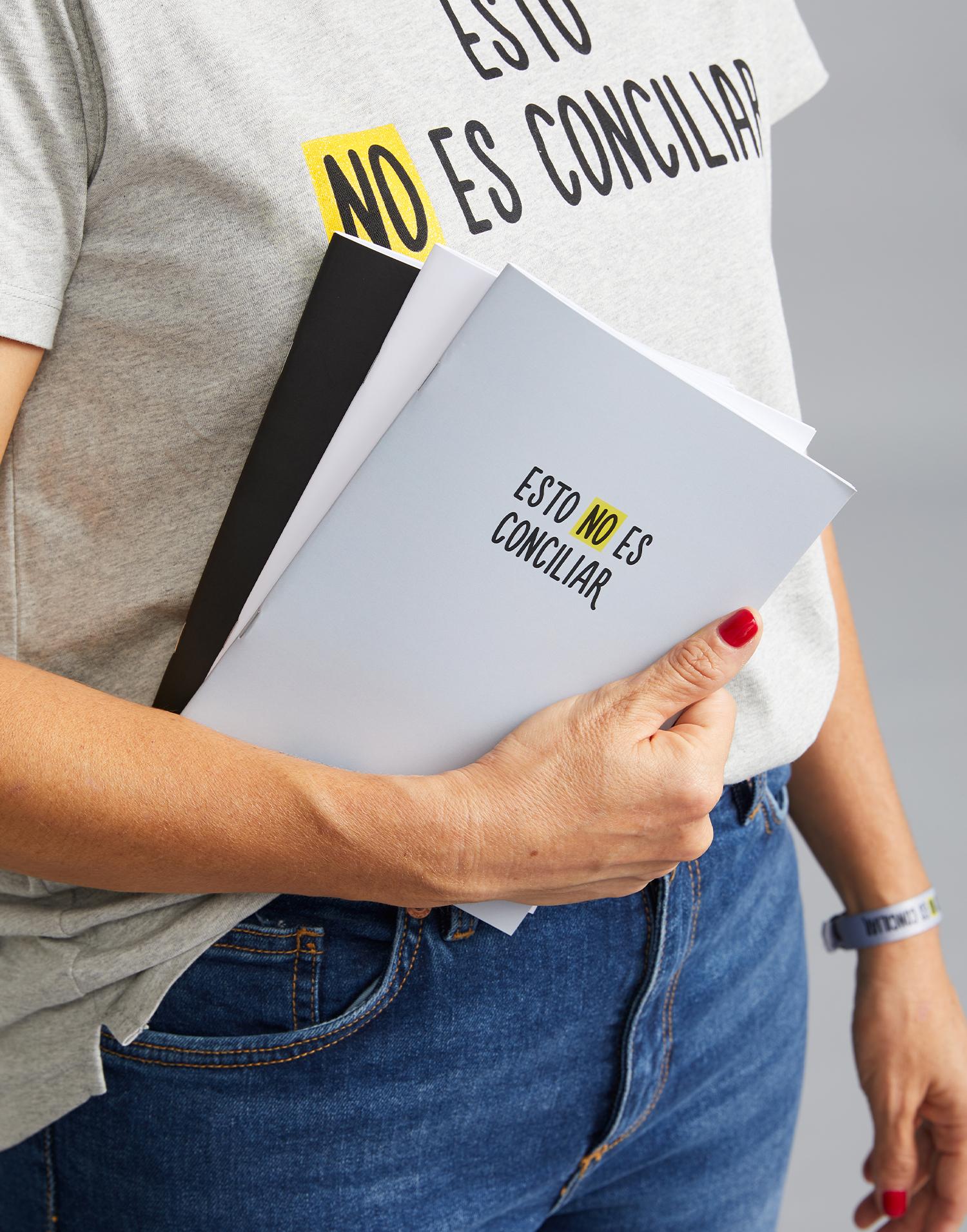 Pack de libretas #EstoNoEsConciliar
