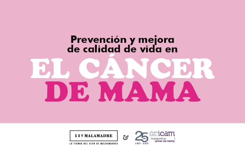Evento directo prevención cáncer de mama