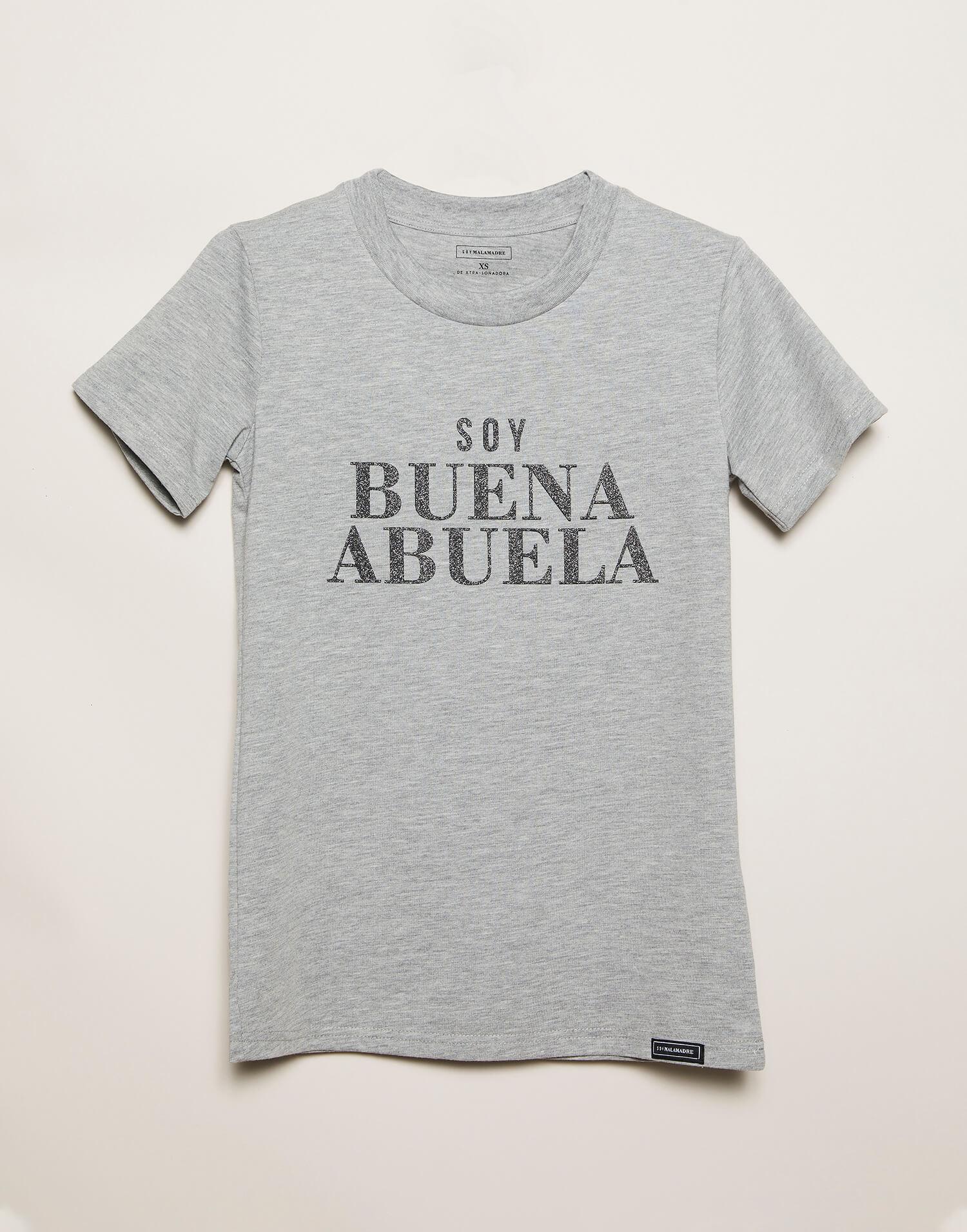 Camiseta soy buenaabuela