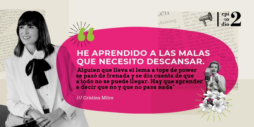 Palabrita de Cristina Mitre