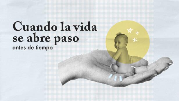 Los niños y niñas prematuros