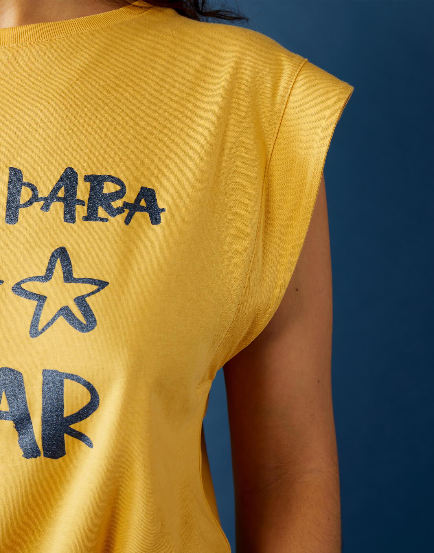 Camiseta Malamadre 'Nacida Para Luchar'