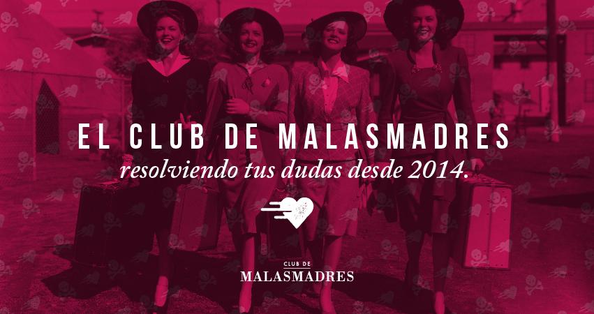 Trayecto del Club de Malasmadres