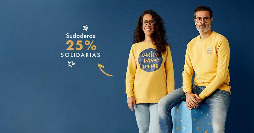 25% solidario