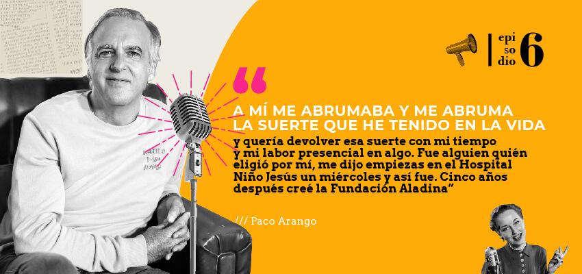 podcast de Paco Arango