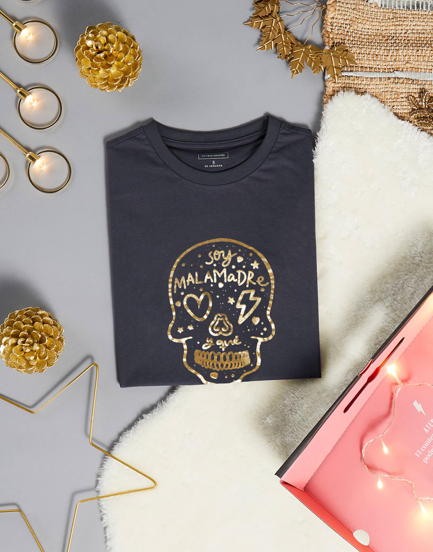 Kit con camiseta para Malasmadres convencidas