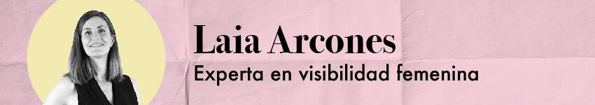 Ficha técnica: Laia Arcones