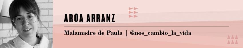 Ficha técnica de Aroa Arranz