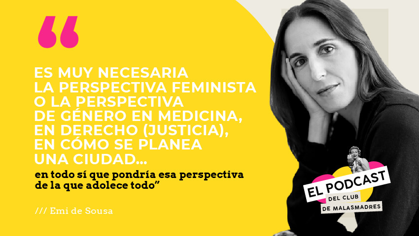 Podcast Emilia de Sousa