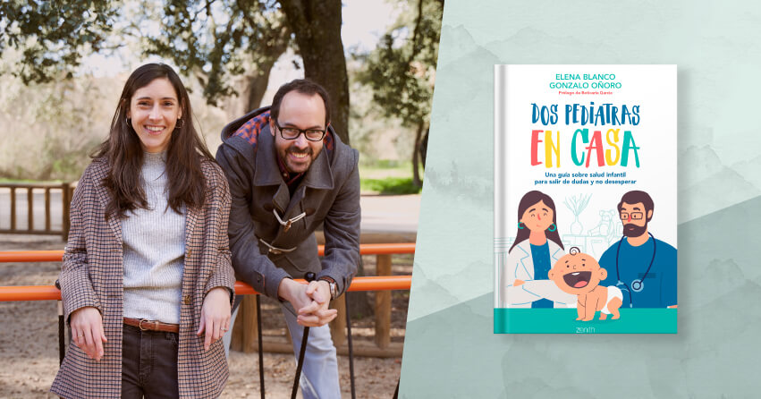 Libro de Dos Pediatrasa en Casa