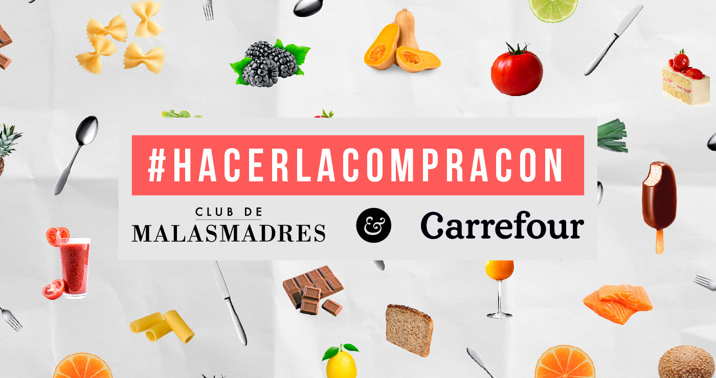 Comer bien, el reto de HacerLaCompraCon