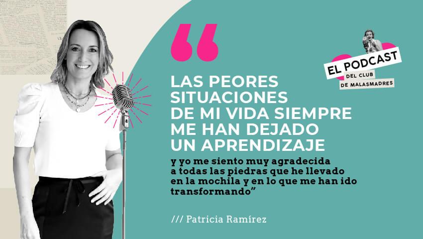 Podcast de Patricia Ramírez