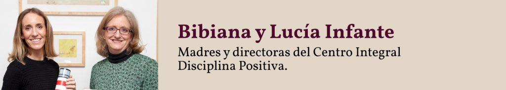 Ficha de Bibiana y Lucía Infante