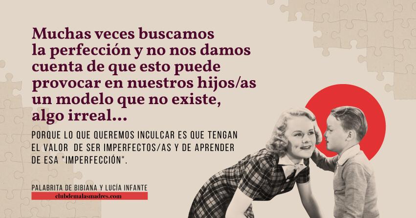 Palabritas de Bibiana y Lucía Infante