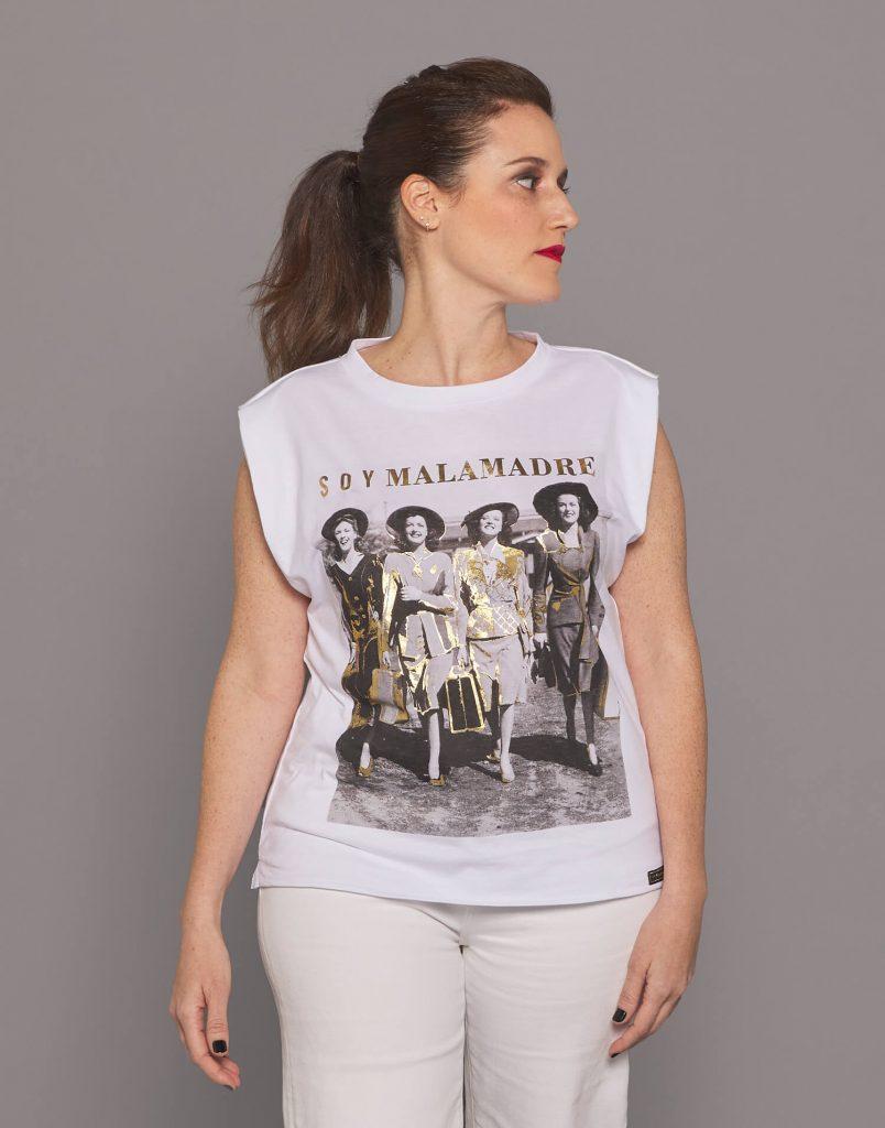 Camiseta somos Malasmadres