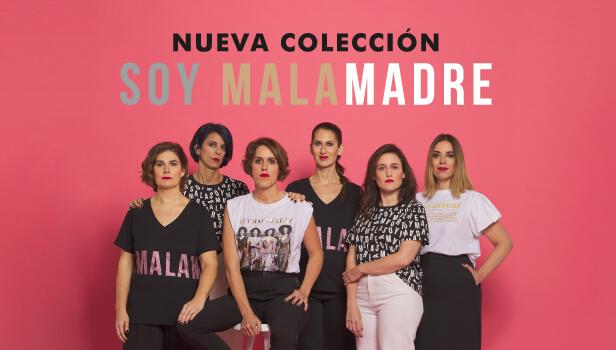 Soy Malamadre, la nueva colección para cambiar el mundo