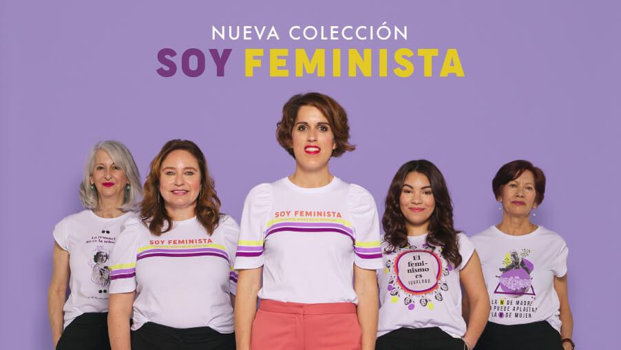 nueva colección feminista
