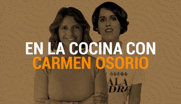 Los hábitos en casa de Carmen 'No soy una drama mamá'