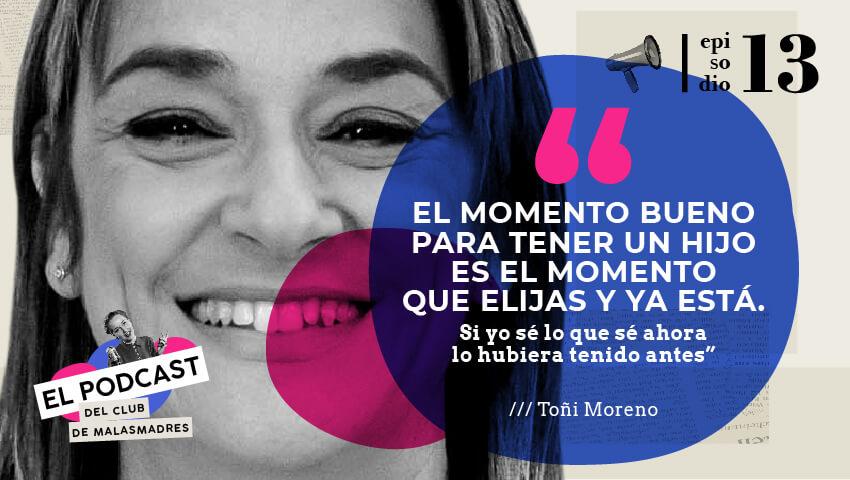 Podcast de Toñi Moreno