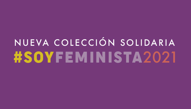 Soy Feminista, nueva colección solidaria contra la violencia de género