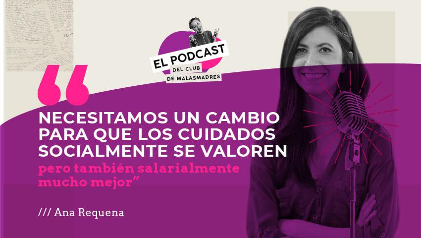 Podcast de Ana Requena