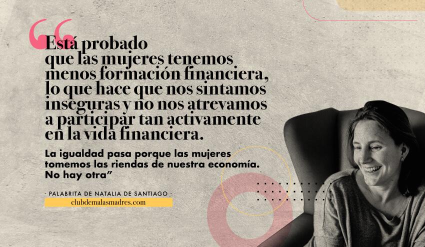 Frase de Natalia Santiago