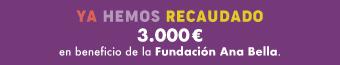 Recaudación para la Fundación Ana Bella