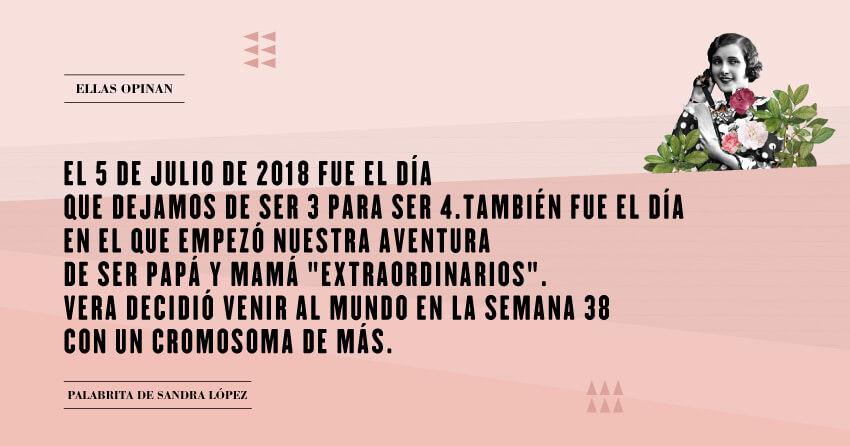 Palabritas de Sandra López