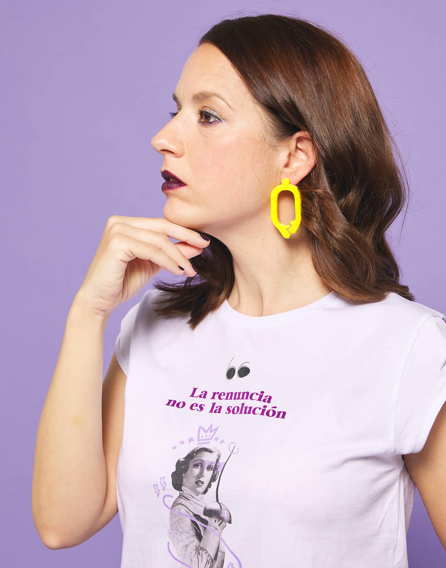 Pendientes 'Soy Feminista'