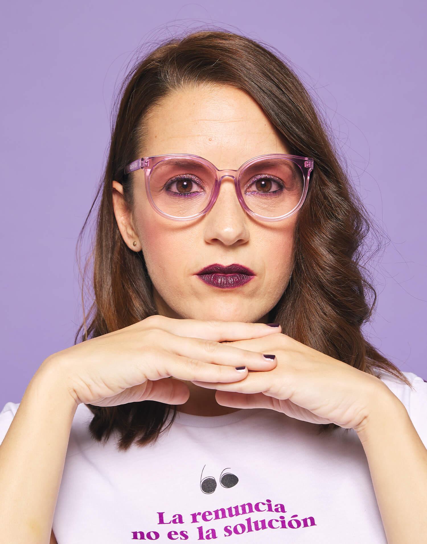 Gafas 'Soy feminista'
