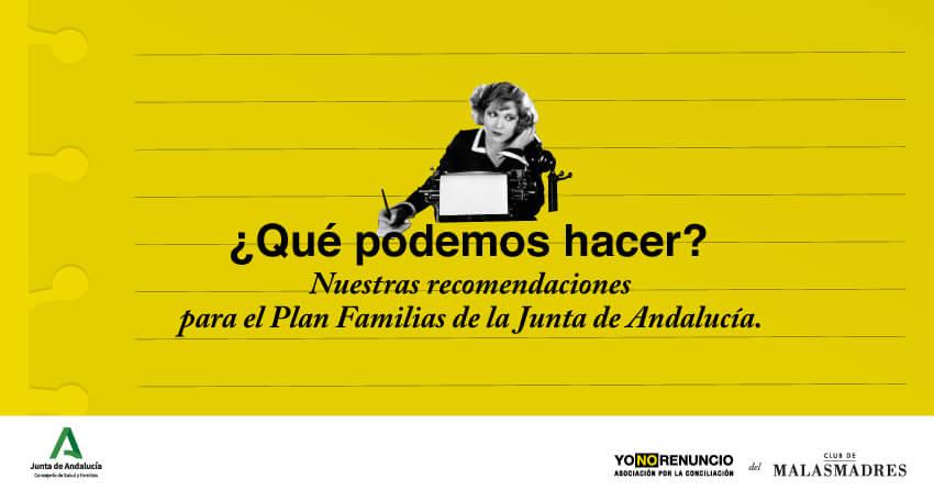 Cómo concilian las mujeres en Andalucía