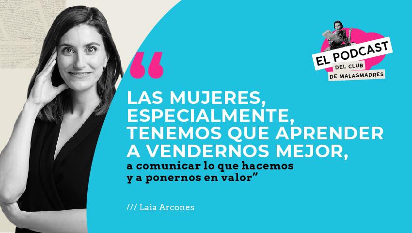 Podcast de Laia Arcones