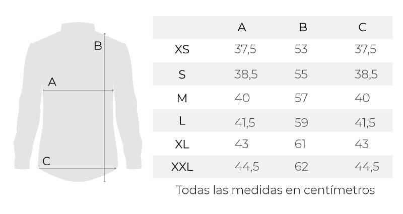 Medida de camiseta de mangas largas 'Malamadre Power'