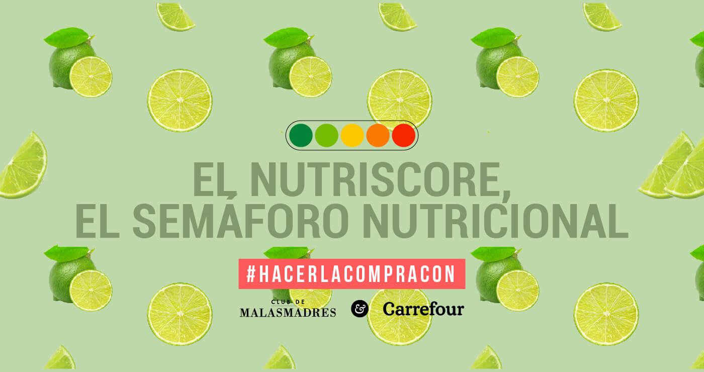 El NutriScore, el semáforo nutricional